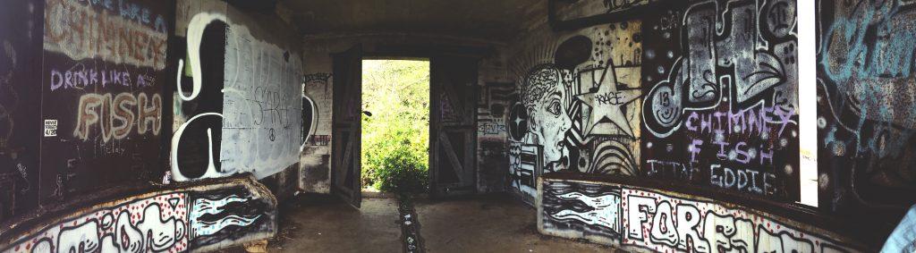 secret bunker lighthouse park