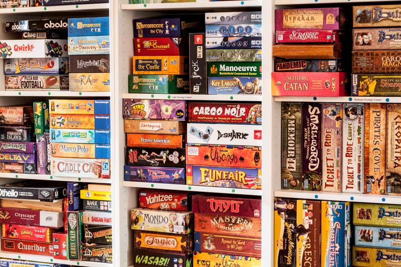 board game bars vancouver