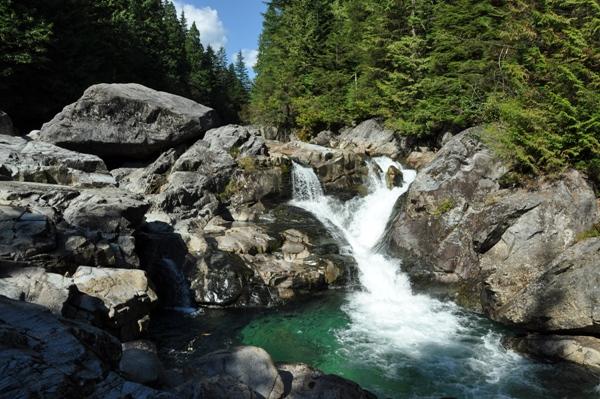 widgeon falls canoe trip