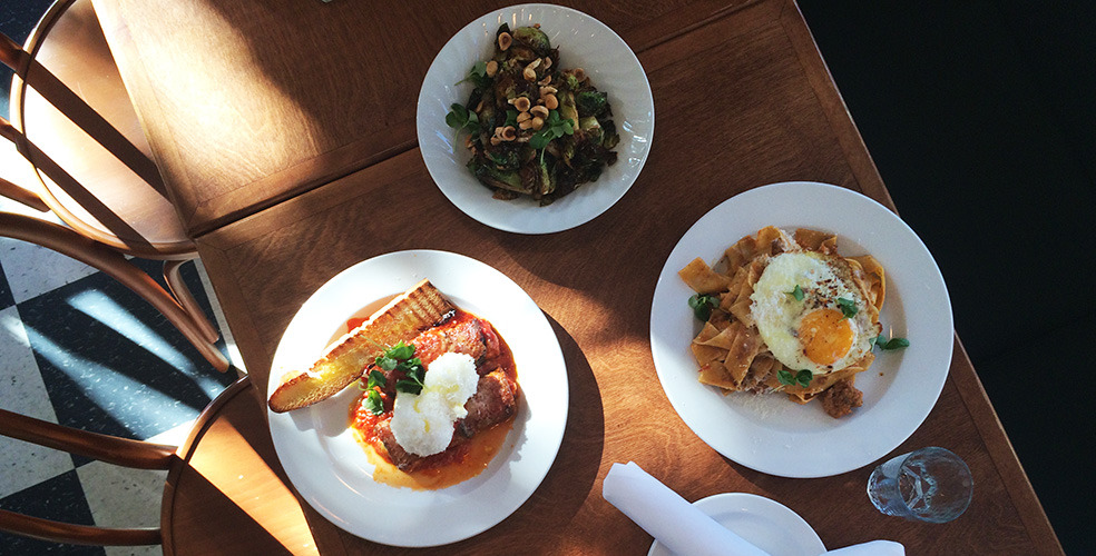 italian food in vancouver