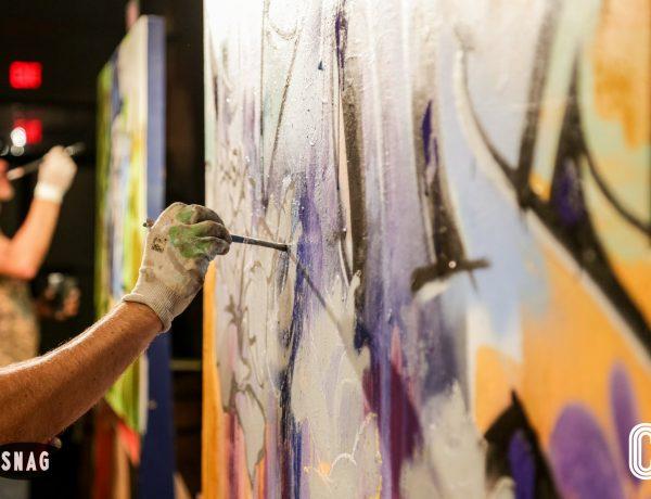 SNAG Painting Raffle