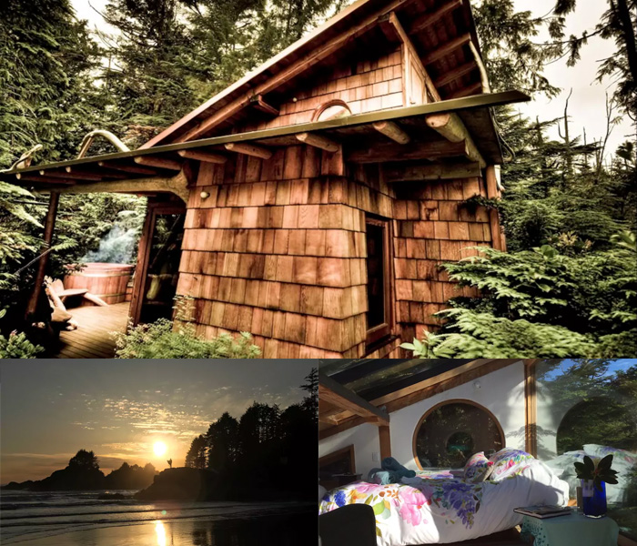 unique airbnb stays near vancouver