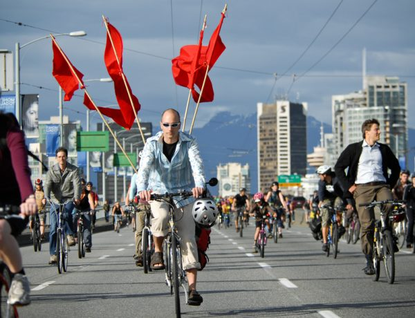 critical mass vancouver