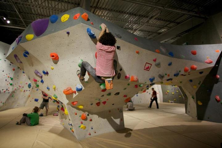 hive vancouver bouldering