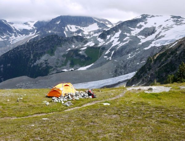 free camping in vancouver