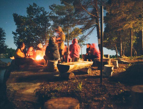 bonfires vancouver