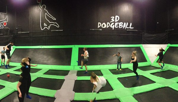 vancouver indoor trampoline park