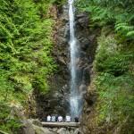 norvan falls lynn valley