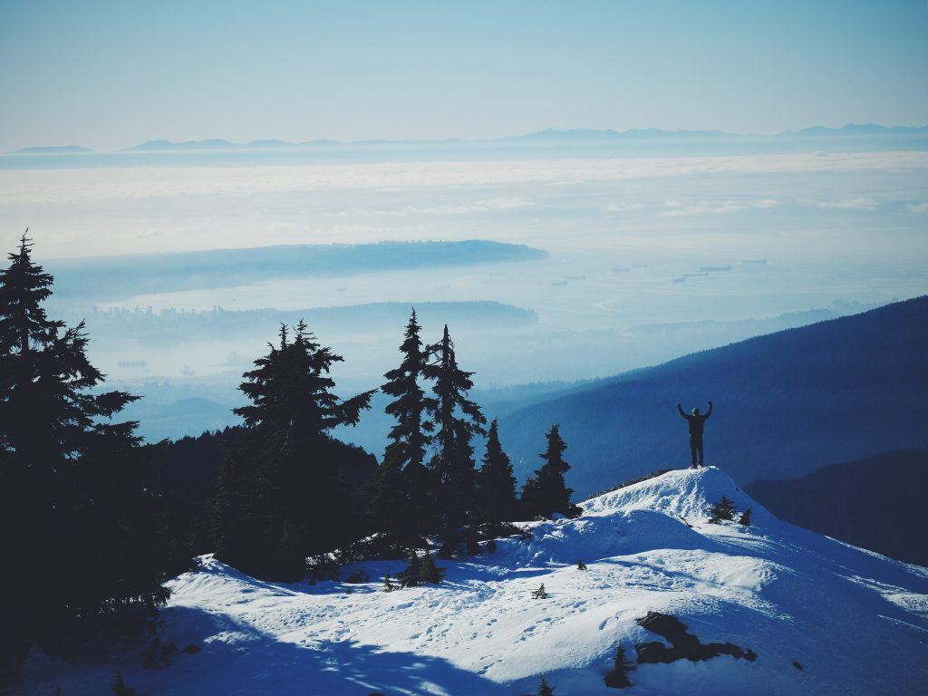 free snowshoeing in Vancouver