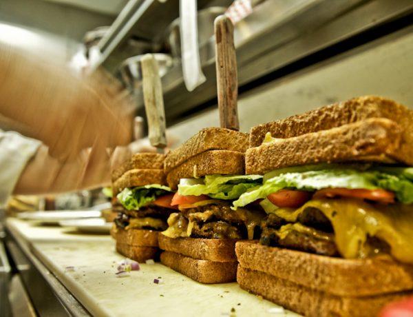 flatliner burger challenge vancouver