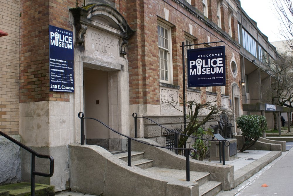 vancouver police museum
