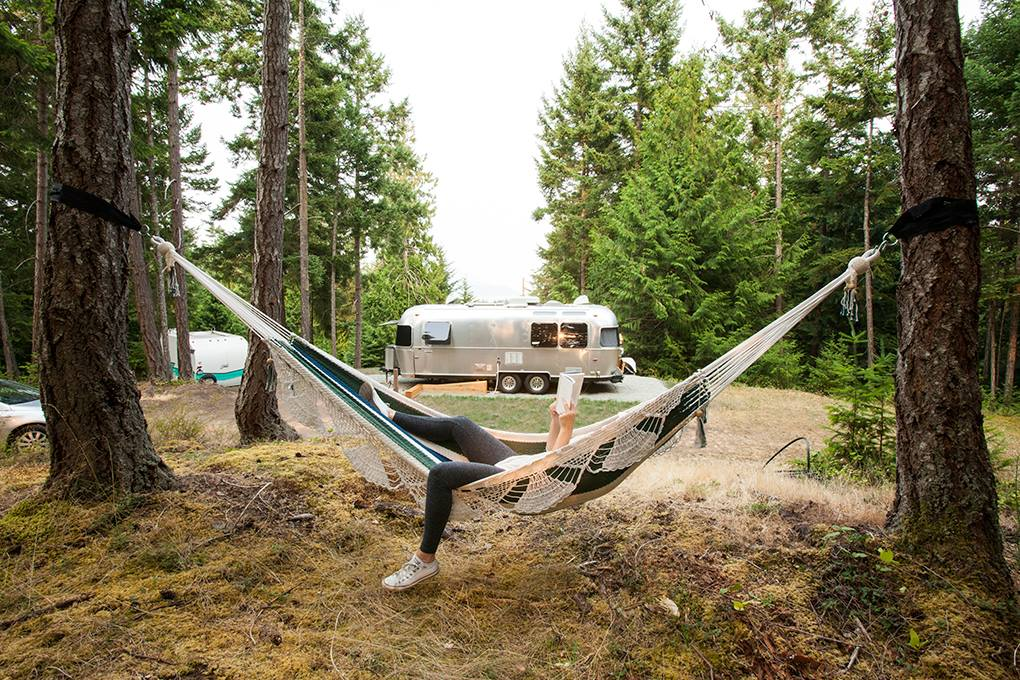 glamping in vancouver