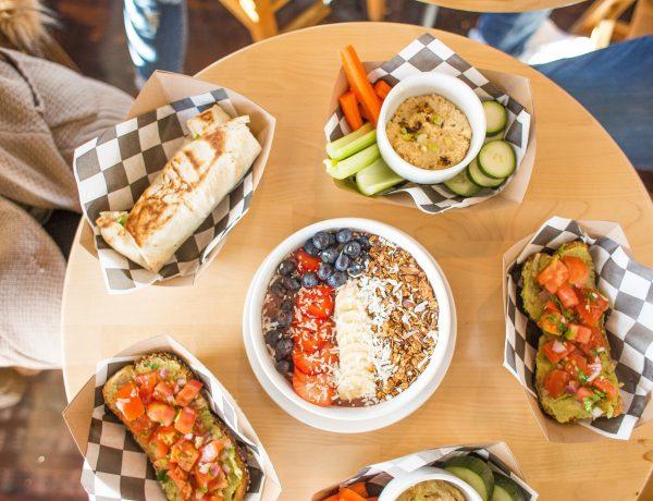 Vegan Restaurants in Vancouver