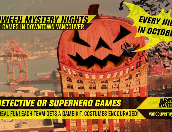 Vancouver Mysteries graphic